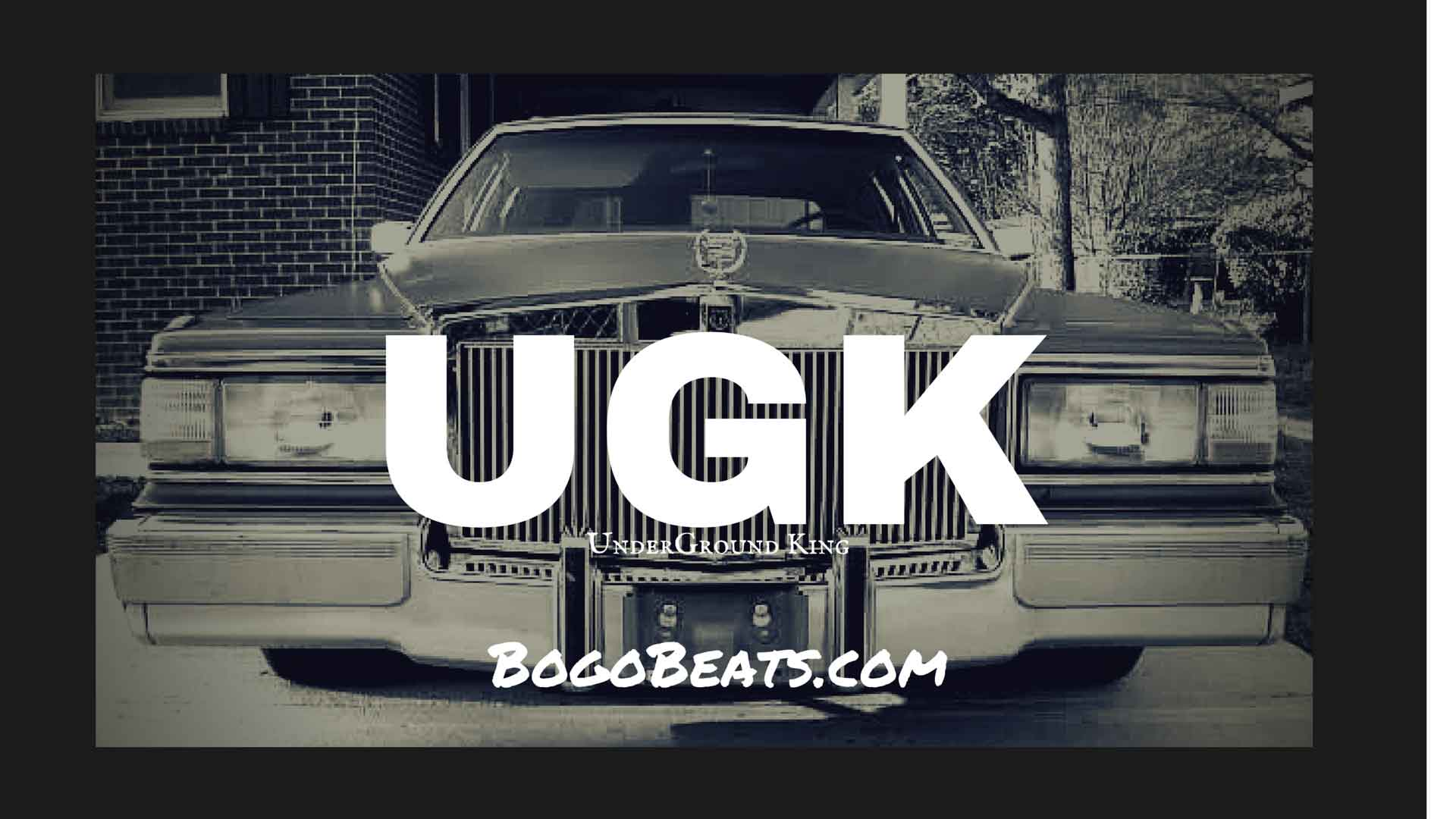 UGK – UnderGround Kings (Beat)